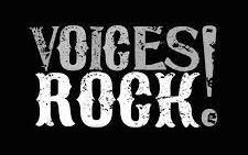 Voices Rock Canada logo