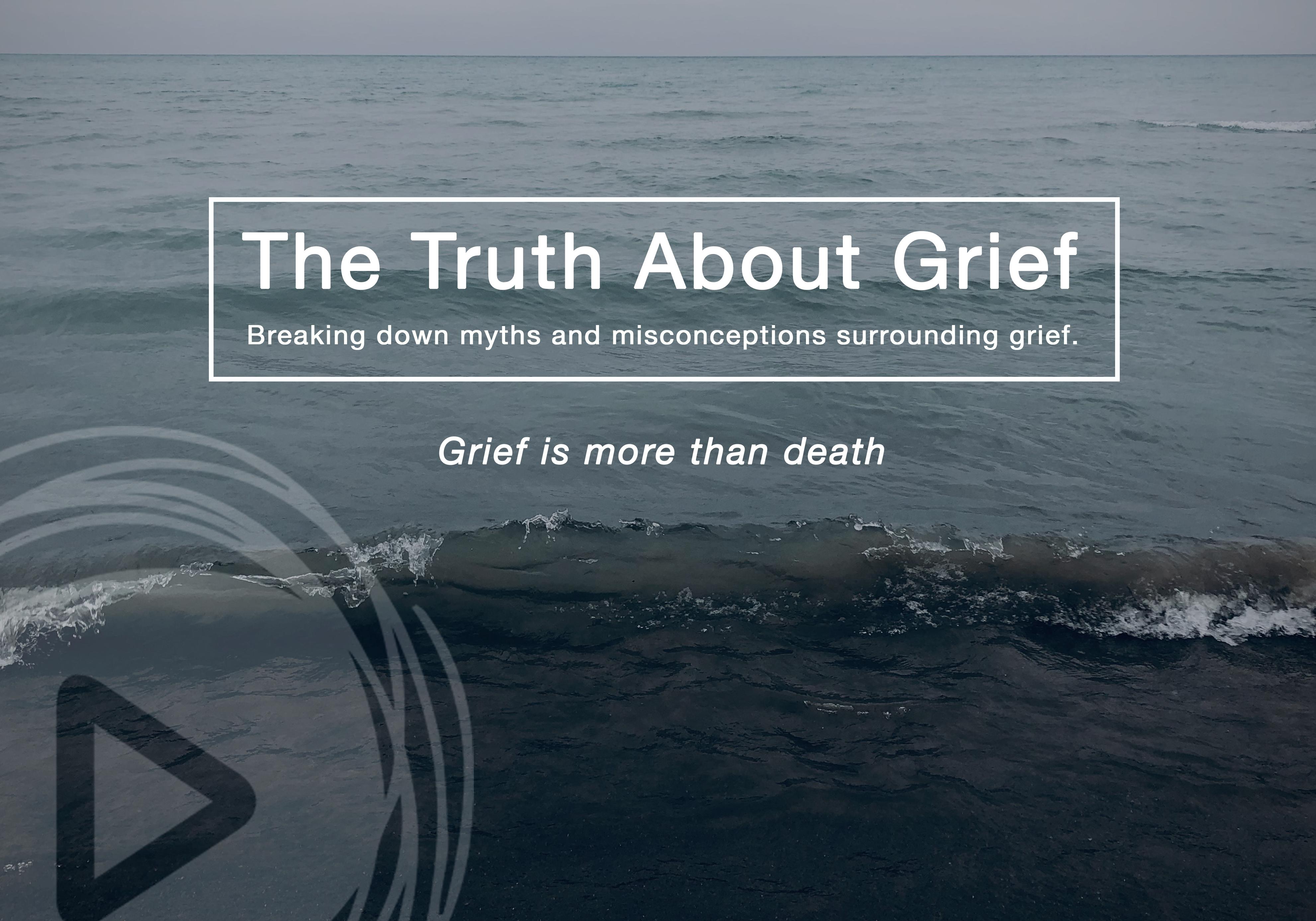 Marija - Grief is more than death